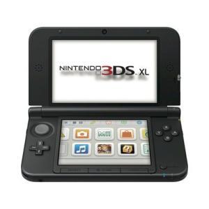 Nintendo 3DS XL Black/Black - ニンテンドー 3DS XL ブラック/ブラック (海外輸入北米本体)|hexagonnystore
