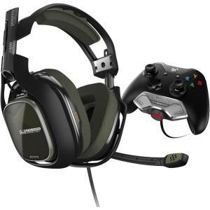 【取り寄せ】Astro Gaming A40 TR Headset + MixAmp M80 - Black/Olive (Xbox One/PC/Mac 海外輸入北米版周辺機器)|hexagonnystore