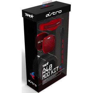 【取り寄せ】Astro Gaming A40 TR Mod Kit Noise Cancelling Conversion Kit - Red - アストロゲーミング - レッド (Universal 海外輸入北米版周辺機器)|hexagonnystore