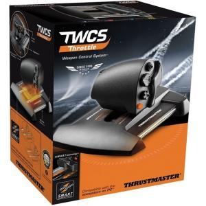 【取り寄せ】Thrustmaster VG TWCS Throttle Controller - ストラトマスター VG TWCS スロットル コントローラー (PC 海外輸入北米版周辺機器)|hexagonnystore