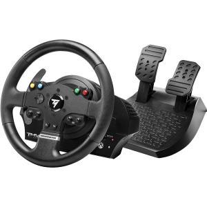 【取り寄せ】Thrustmaster TMX Force Feedback racing wheel - フィードバック レーシング ウイール (Xbox One/PC 海外輸入北米版周辺機器)|hexagonnystore