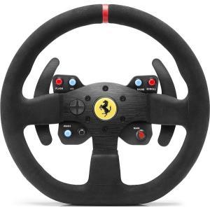 【取り寄せ】Thrustmaster - VG Ferrari 599XX EVO Wheel Add-On, Alcantara Edition (PS4/PS3/XboxOne/Xbox360/PC 海外輸入北米版周辺機器)|hexagonnystore