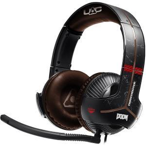 【取り寄せ】Thrustmaster Y-350X 7.1 Powered DOOM Edition - スラストマスター Y-350X 7.1 パワード DOOM エディション (XboxOne/PC 海外輸入北米版周辺機器)|hexagonnystore