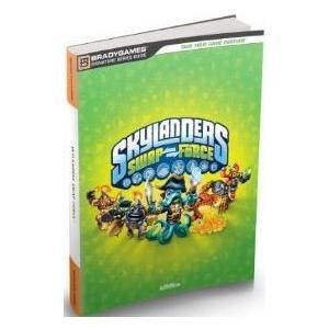 Skylanders SWAP Force Signature Series Guide - スカイランダーズ スワップ フォース ガイドブック (海外輸入北米版)|hexagonnystore