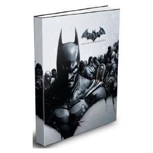 [メール便不可] Batman Arkham Origins Limited Edition Strategy Guide - バットマンアーカムオリジンズ リミテッドエディションガイドブック (海外輸入北米版)|hexagonnystore