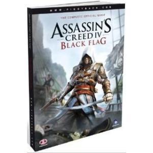 [メール便不可] Assassin's Creed IV: Black Flag The Complete Official Guide - アサシン クリード 4 ブラックフラッグ ガイドブック (海外輸入北米版)|hexagonnystore