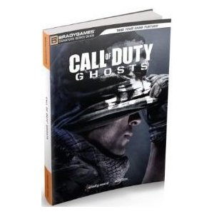 Call of Duty Ghosts Signature Series Guide - コールオブデューティー ゴースト ガイドブック (海外輸入北米版)|hexagonnystore
