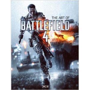 The Art of Battlefield 4 - アート オブ バトルフィールド 4 (海外輸入北米版)|hexagonnystore