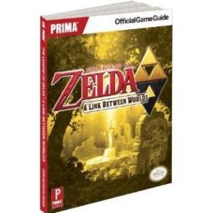 [メール便不可] The Legend of Zelda A Link Between Worlds Game Guide - レジェンド オブ ゼルダ リンク ビトウィーン ワールド ガイドブック (海外北米版)|hexagonnystore