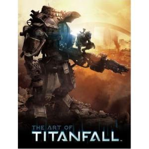 [メール便不可] The Art of Titanfall - タイタンフォール アートブック (海外輸入北米版)|hexagonnystore