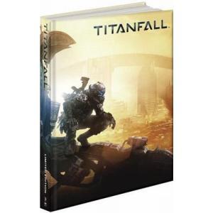 [メール便不可] Titanfall Limited Edition: Prima Official Game Guide - タイタンフォール リミテッドエディション ガイドブック (海外輸入北米版)|hexagonnystore