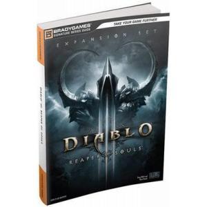 Diablo III: Reaper of Souls Signature Series Strategy Guide - ディアブロ 3 リーパー オブ ソウルズ ガイドブック (海外輸入北米版)|hexagonnystore