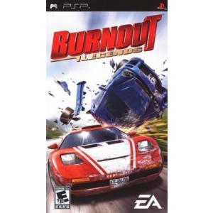 [訳あり商品] Burnout Legends - バーンアウト レジェンド (PSP 海外輸入北米版ゲームソフト)|hexagonnystore