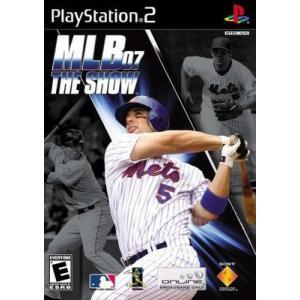 【訳あり商品】MLB 07 The Show - MLB 07 Tザ ショウ (PS2 海外輸入北米版ゲームソフト)|hexagonnystore
