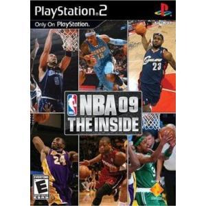[訳あり商品] NBA 09 The Inside - NBA 09 ジ インサイド (PS2 海外輸入北米版ゲームソフト)|hexagonnystore