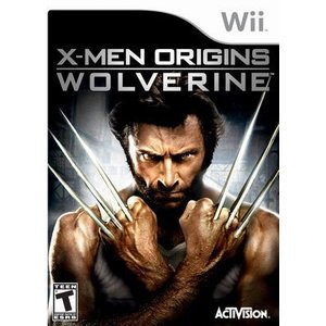 【訳あり商品】X-Men Origins: Wolverine - エックスメン オリジンズ ウルヴァリン (Wii 海外輸入北米版ゲームソフト)|hexagonnystore