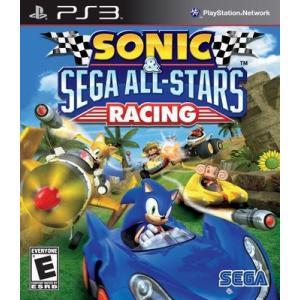 [訳あり商品] Sonic & Sega All-Stars Racing - ソニック & セガ オールスターズ レーシング (PS3 海外輸入北米版ゲームソフト)|hexagonnystore