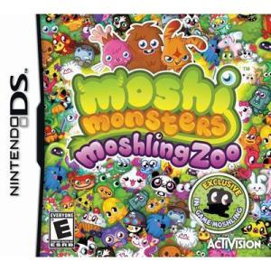 [訳あり商品] Moshi Monsters - モシ モンスターズ (Nintendo DS 海外輸入北米版ゲームソフト)|hexagonnystore