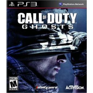 [訳あり商品] Call of Duty: Ghosts - コールオブデューティー ゴースト (PS3 海外輸入北米版ゲームソフト)|hexagonnystore