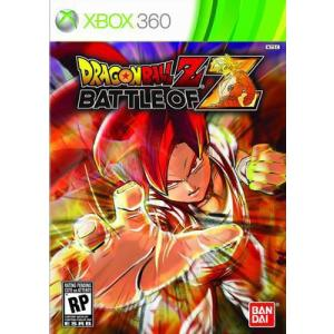 [開封済:訳あり商品] Dragon Ball Z: Battle of Z - ドラゴンボール Z バトル オブ Z (Xbox 360 海外輸入北米版ゲームソフト)|hexagonnystore