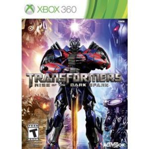 [訳あり商品] Transformers Rise of the Dark Spark - トランスフォーマー ライズ オブ ザ ダーク スパーク (Xbox 360 海外輸入北米版ゲームソフト)|hexagonnystore