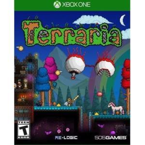 [訳あり商品] Terraria - テラリア (Xbox One 海外輸入北米版ゲームソフト)|hexagonnystore