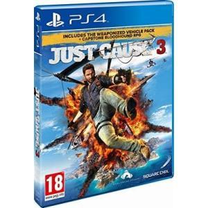 [訳あり商品] Just Cause 3 - ジャストコーズ 3 (PS4 海外輸入欧州版ゲームソフト)|hexagonnystore