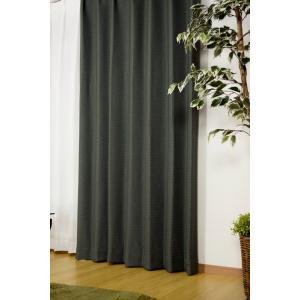 遮光カーテン 10色 2級遮光 遮熱 防炎オーダーカーテン Nature(ナチュール) (幅)〜150×(丈)〜290cm 1枚|hf-leaves|04