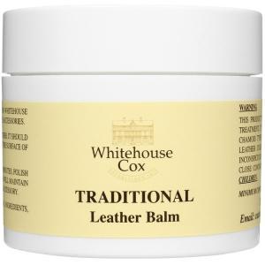 ホワイトハウスコックス/Whitehouse Cox:Sft007 レザーバーム クリーム|hff