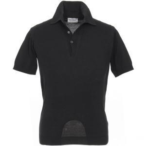 ジョンスメドレー John Smedley 30ゲージ ニットポロシャツ S3798 メンズ|hff|09