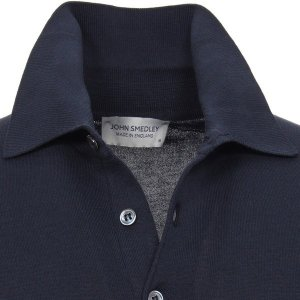 ジョンスメドレー John Smedley 30ゲージ ニットポロシャツ S3798 メンズ|hff|03