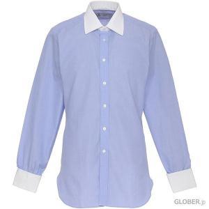ターンブル&アッサー Turnbull&Asser クラシックカラーシャツ 無地 日本仕様 0 セール・返品交換不可|hff