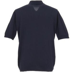 ジョンスメドレー John Smedley 30ゲージ ニットポロシャツ Isis メンズ|hff|02