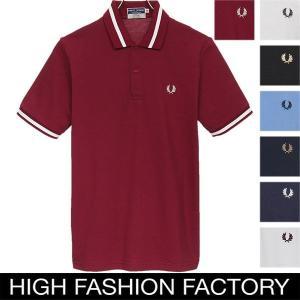 フレッドペリー Fred Perry M2 ポロシャツ シングルライン|hff