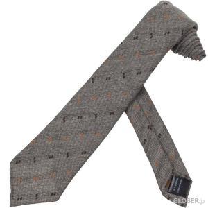 タイ・ユア・タイ Tie Your Tie ネクタイ セッテピエゲ メランジ ウールシルク 93026|hff