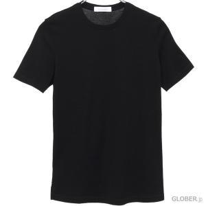 クルチアーニ/Cruciani:ラウンドネックTシャツ マーセライズドコットン|hff