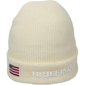 ブリーフィング/Briefing:ウールニットキャップ|hff