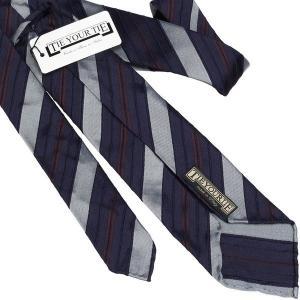 タイ・ユア・タイ Tie Your Tie ネクタイ セッテピエゲ ストライプ 3D|hff|05