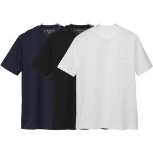 チルコロ1901 クルーネックTシャツ マーセライズドコットン Circolo1901|hff