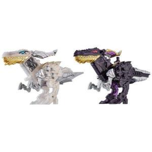タイトル:騎士竜戦隊リュウソウジャー 騎士竜シリーズ08&09 DXシャインラプター&シャドーラプタ...