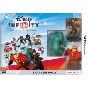 ディズニー インフィニティ トイ・ボックス・チャレンジ スターター・パック - 3DS hfs05