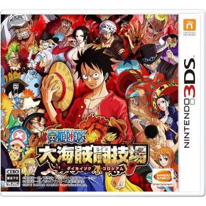 ONE PIECE 大海賊闘技場 - 3DS hfs05
