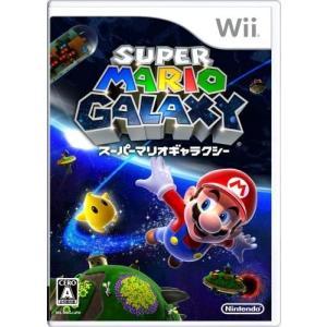 スーパーマリオギャラクシー - Wii|hfs05