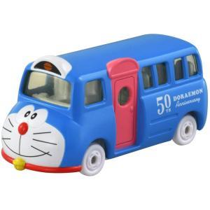 トミカ ドリームトミカ No.158 ドラえもん 50th Anniversary ラッピングバス|hfs05