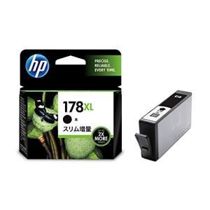 ヒューレットパッカード用純正インク HP178XLBK ブラック 【増量】