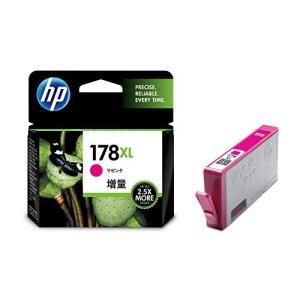 ヒューレットパッカード用純正インク HP178XLM マゼンタ【増量】CB323HJ