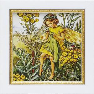 フラワーフェアリーズ ミニゲル アートフレーム 「タンジー」  妖精 ボタニカル イギリス 雑貨 |hgpkaruizawa