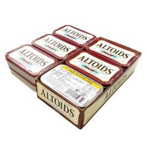 ALTOIDS アルトイズ ミントタブレット シナモン 50g×12個セット