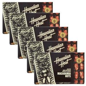 ハワイアンホスト マカダミアナッツ チョコレート...の商品画像