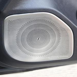クラウン210系 アクセサリー カスタム パーツ トヨタ CROWN 用品 スピーカーガーニッシュ スピーカーベゼルカバー FH110